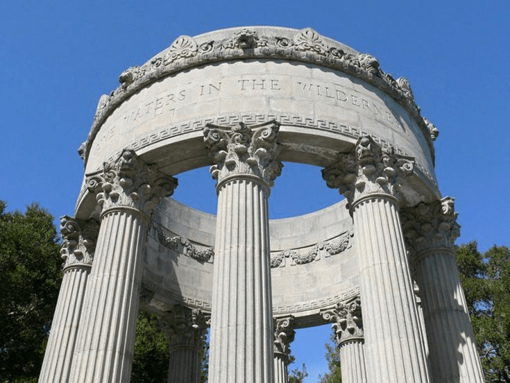 digital history of the culture of Greece | sources of architecture