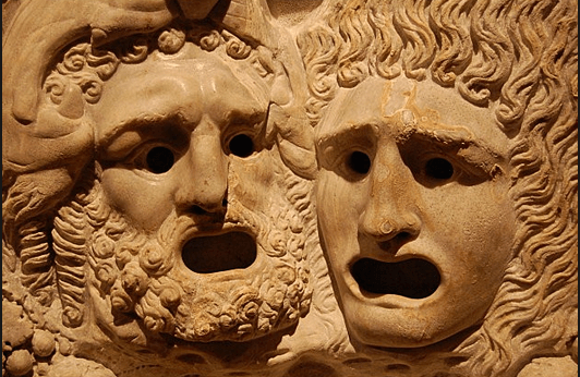 digital history of the culture of Greece | tragedy