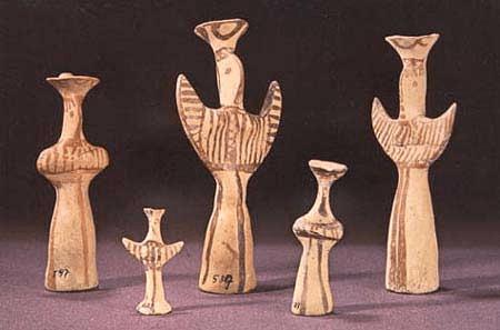 religion in Mycenae