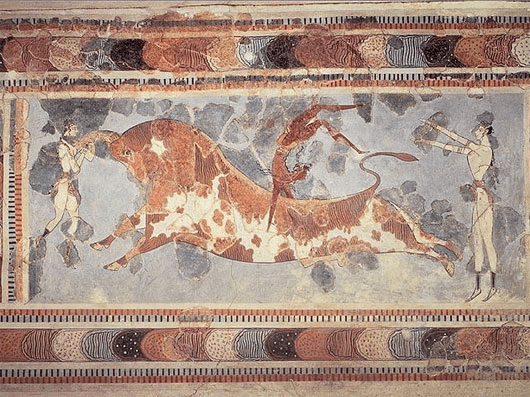 digital history of Minoan Crete | discoveries