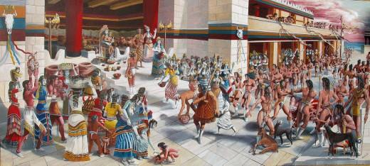 economy in Minoan Crete