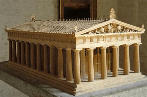 digital history of the Classical Era | temples