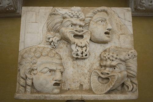 digital history of the Classical Era | Aristophanes | comic drama