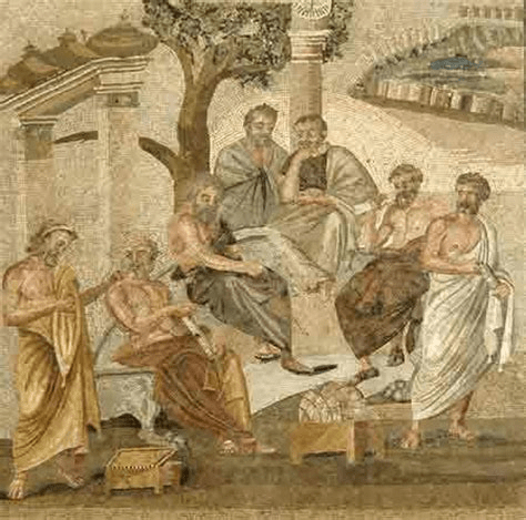 digital history of the Classical Era | early philosophy