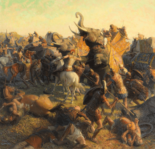 digital history of Alexander the Great | India