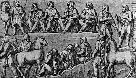 digital history of society in Rome