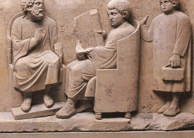digital history of culture in Rome | learning