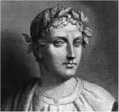 digital history of culture in Rome | Horace