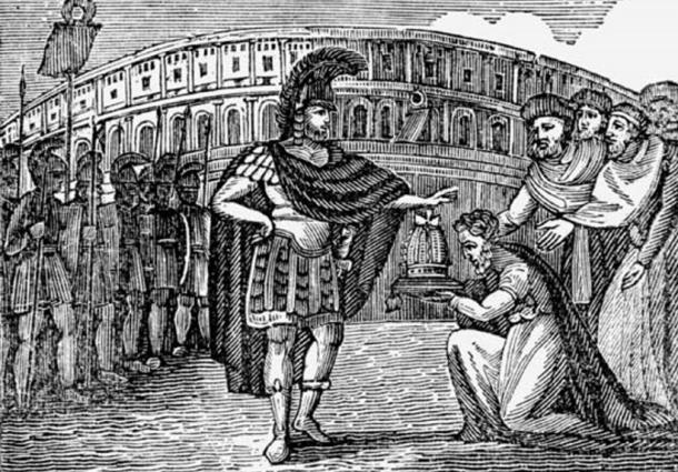 digital history of power in Rome | judicial corruption
