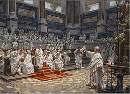 digital history of the Roman Empire | structure