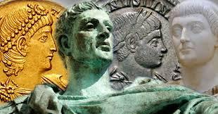digital history of the Roman Empire | Three Emperors