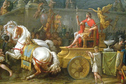 Domitian | foreign affairs