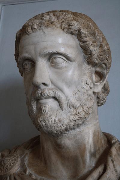 digital history of the Roman Empire | Antoninus Pius