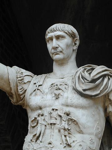 digital history of the Roman Empire | Trajan
