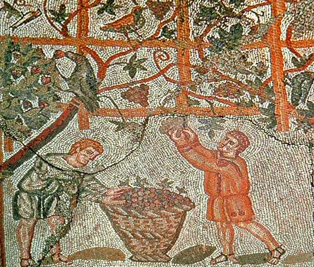 digital history of the economy of Rome   agriculture