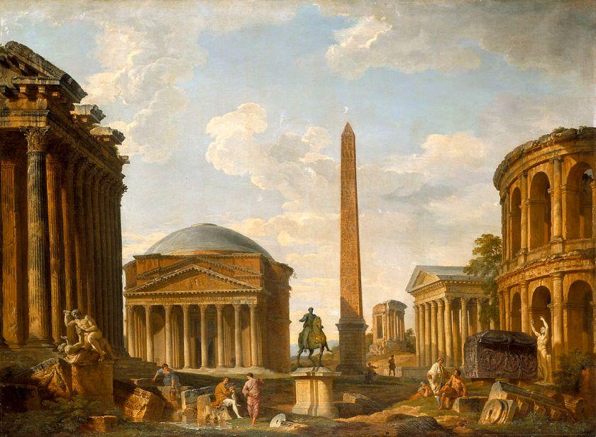 Digital history of ancient Rome