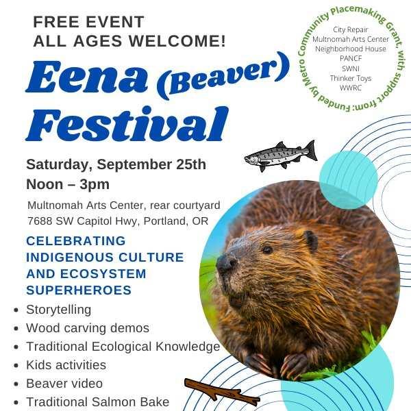 Eena Festival (Beaver)Saturday, September 25th