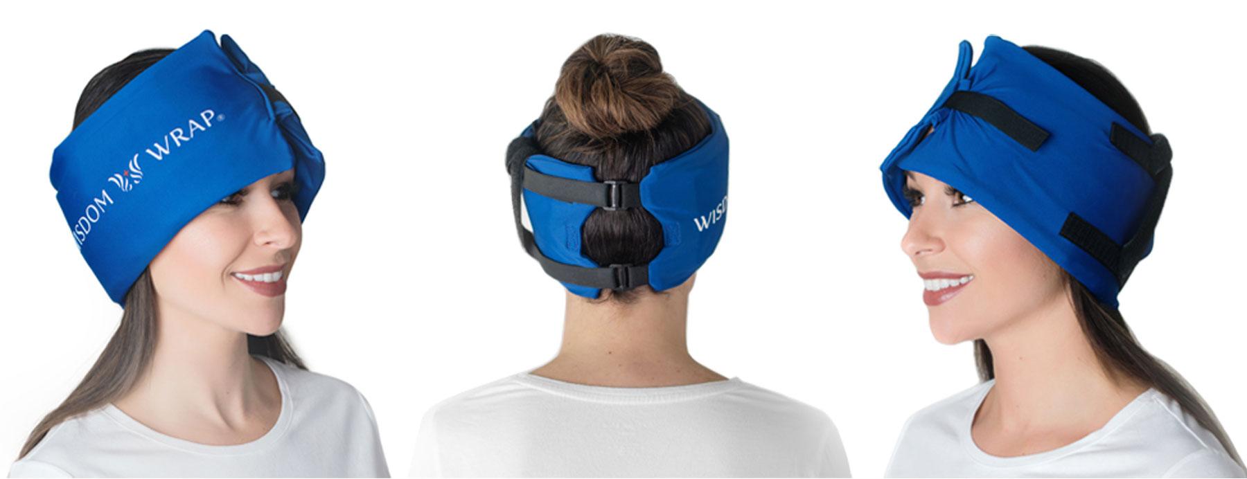 migraine head wrap