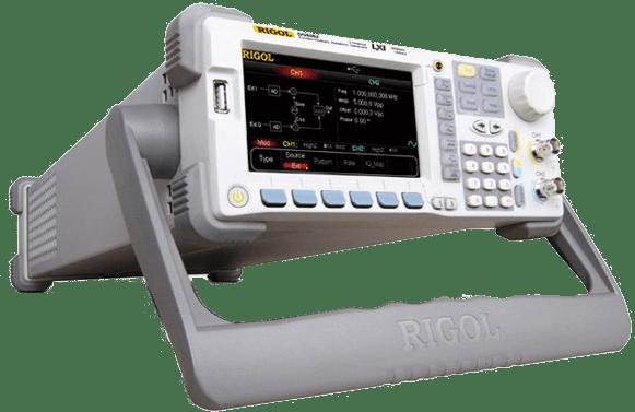 Rigol DG5000 SERIES ARBITRARY WAVEFORM GENERATORS