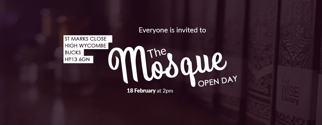 Wise mosque open day