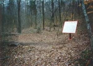 johnston death ravine