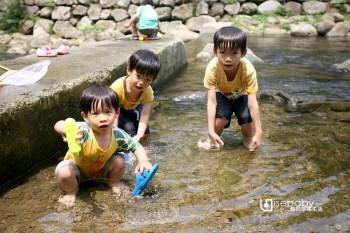 露營營地總整理 | 近溪流營地。清涼溪流好消暑