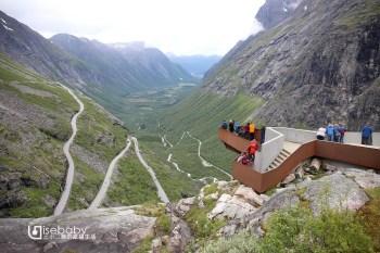挪威 | 租車自駕推薦行程。黃金之路Golden Route