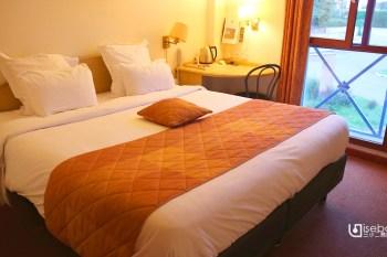 法國巴黎機場旅館 Comfort Hotel Airport CDG