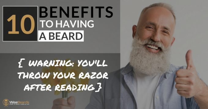 Telugu Mens Fashion News-Growing Your Beard Is Healthy