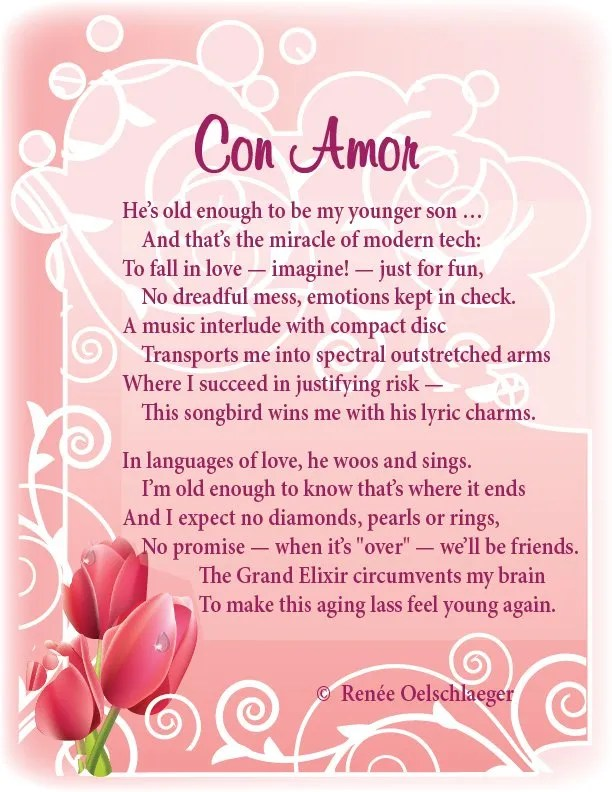 Con-Amor, love, music, language of love, grand elixir, sonnet, poetry, poem