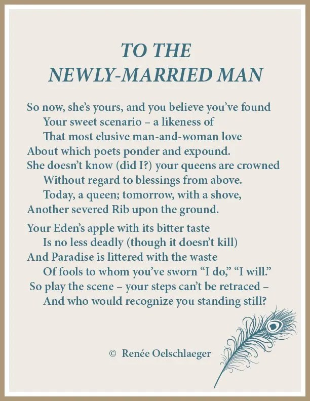 divorce, other woman, love, I do, Eden's apple, Paradise, sonnet, poetry, poem