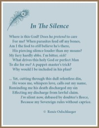 In-The-Silence, God, God's voice, sonnet, poetry, poem