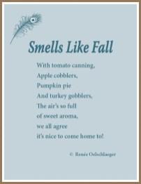Smells Like Fall