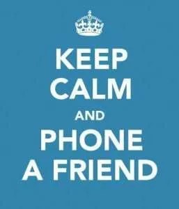 PhoneAFriend