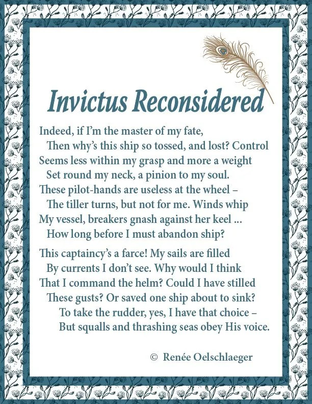 Invictus-Reconsidered