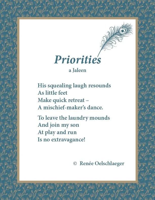 Priorities-a-Jaleen