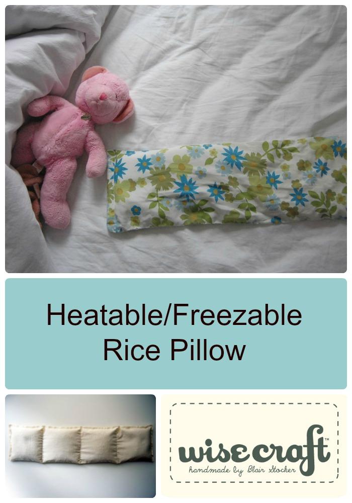 Rice Heating Pad/Pillow