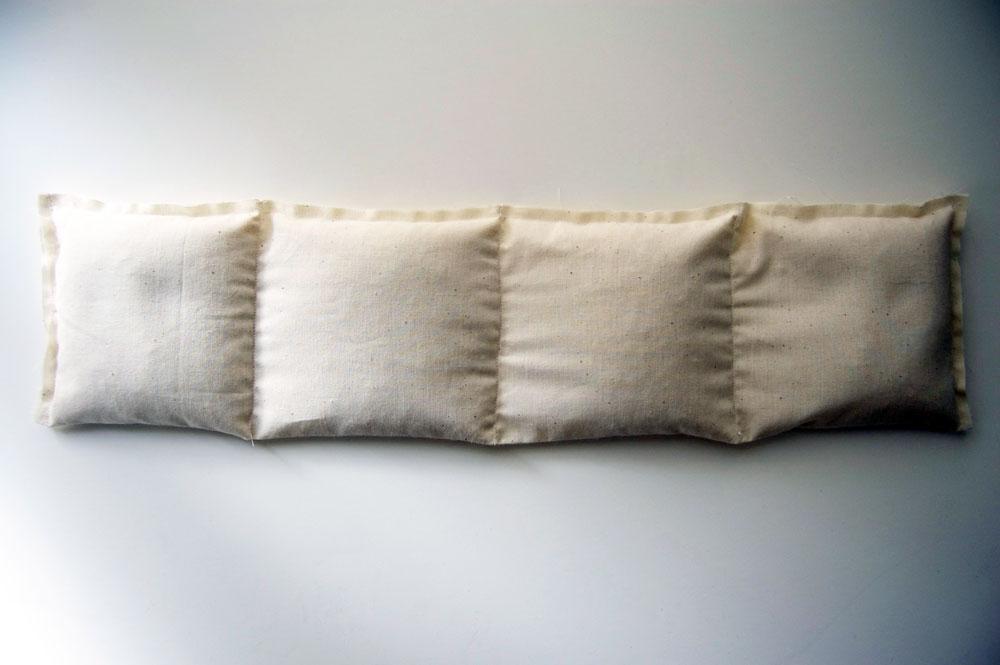Heatable Freezable Rice Pillow