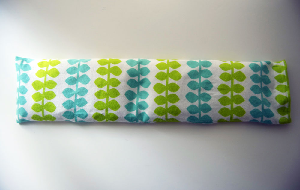 Heatable Freezable Rice Pillow
