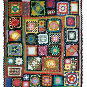 The Granny Square Sampler Afghan