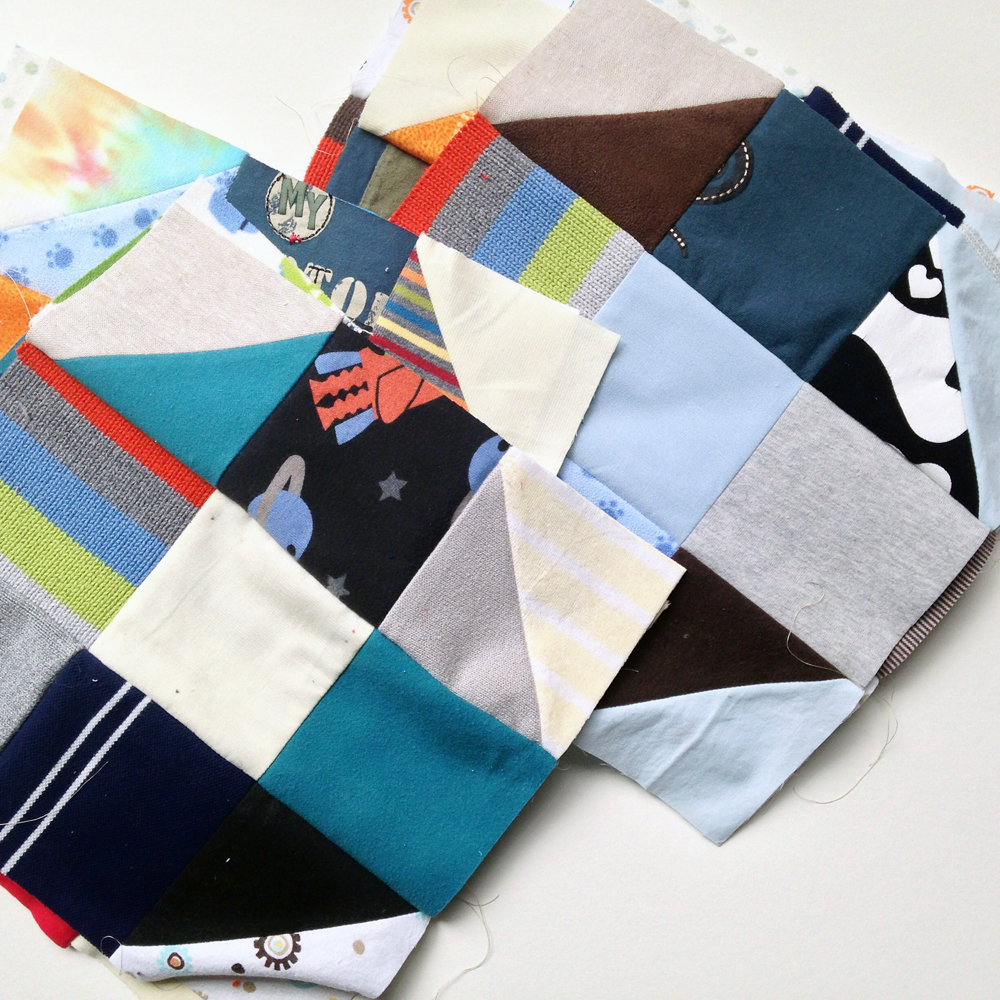 Custom Quilt Made From Baby Clothes - Wise Craft Handmade : quilt made of baby clothes - Adamdwight.com