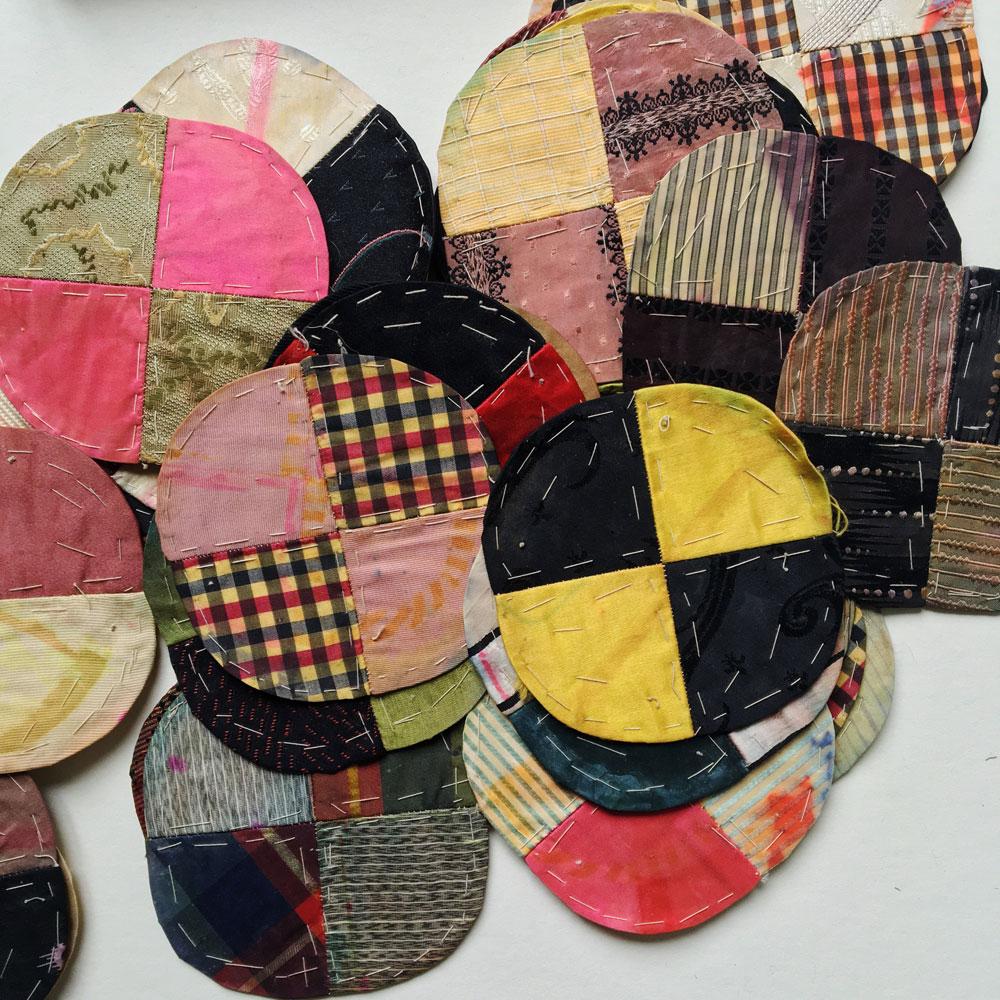 Vintage Quilt Squares