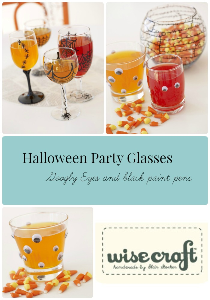 Halloween DIY Party Eyeball Glasses