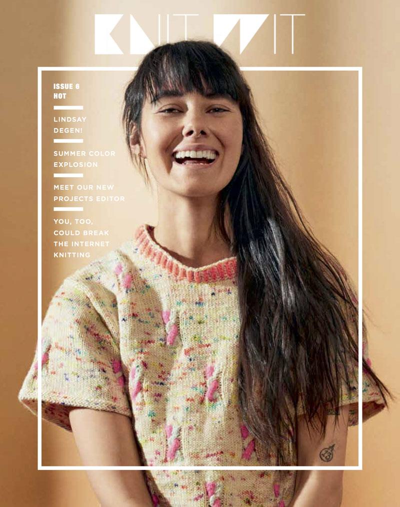 Knit Wit Magazine 1