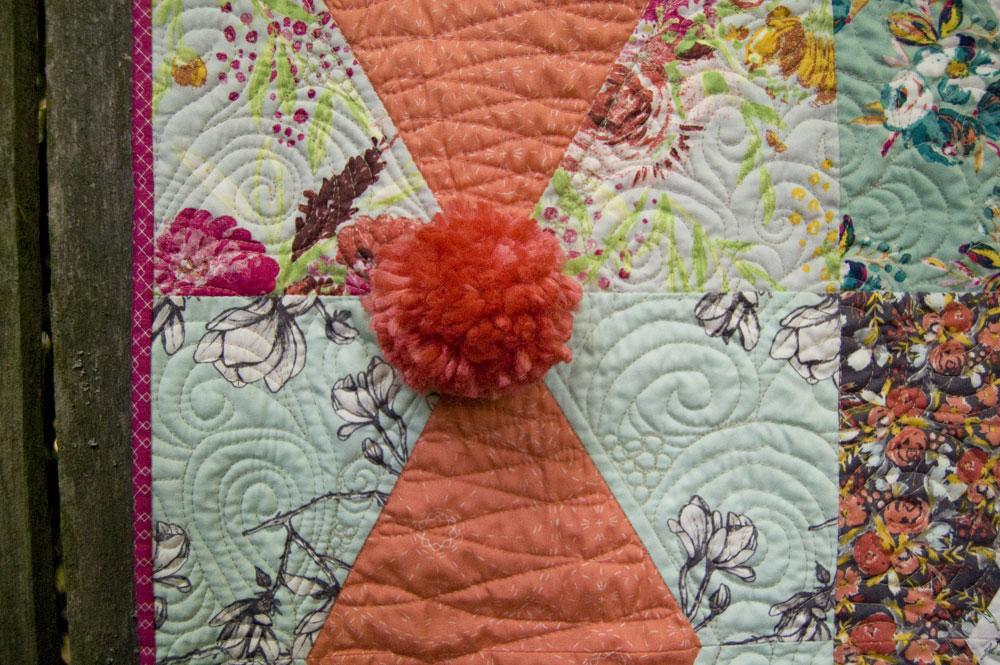 Splendorous quilt pattern