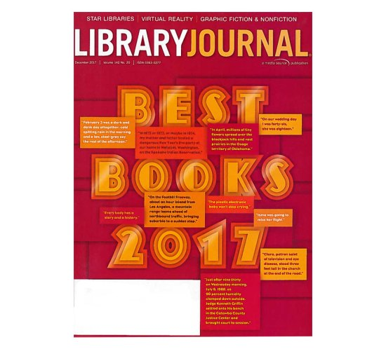 Library Journal Best of 2017