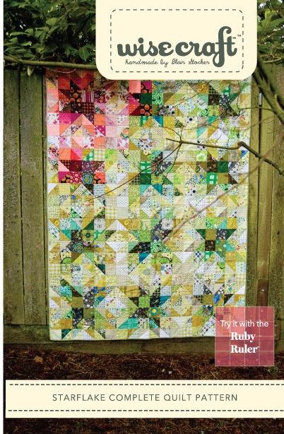 Starflake Quilt Patter