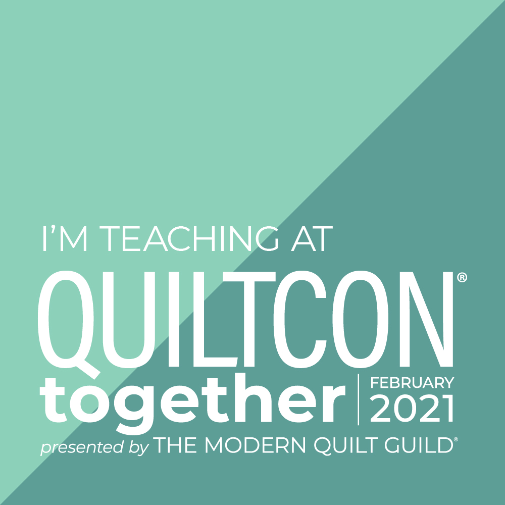 Quiltcon Together