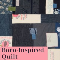 Boro-Inspired Quilt Class