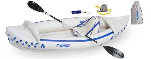 Sea-Eagle-SE330-Inflatable-Sports-kayak-pro